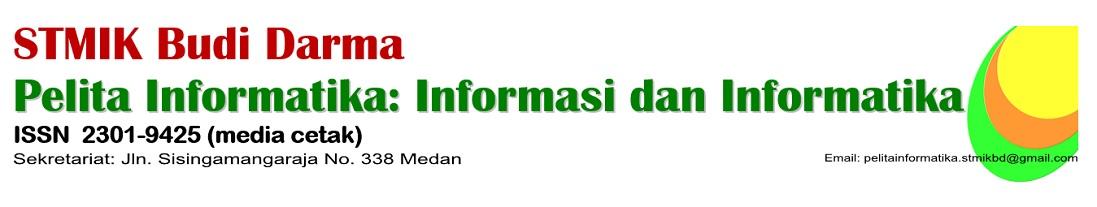 Jurnal Pelita Informatika