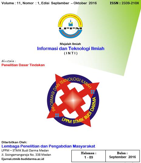 Majalah Ilmiah Inti (Informasi dan Teknologi Ilmiah)