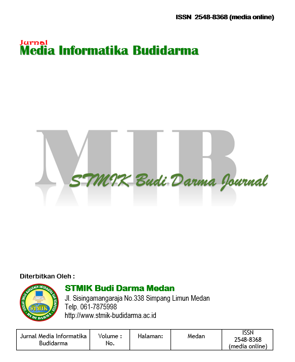 Jurnal Media Informatika Budidarma